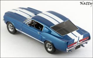 Прикрепленное изображение: 1967 Ford Mustang Shelby GT500 - Good Smile Racing Cars Complete Mini Car - American Muscle Series 01 - 2_small.jpg