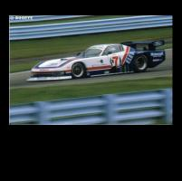 Прикрепленное изображение: 1984 Ford Mustang GTP - Watkins Glen 6 Hours - Klaus Ludwig - Bob Wollek.jpg