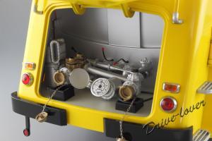 Прикрепленное изображение: Mercedes-Benz L 6600 Tankwagen Shell Minichamps 109031071_20.JPG
