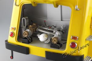 Прикрепленное изображение: Mercedes-Benz L 6600 Tankwagen Shell Minichamps 109031071_19.JPG
