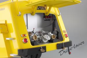 Прикрепленное изображение: Mercedes-Benz L 6600 Tankwagen Shell Minichamps 109031071_21.JPG