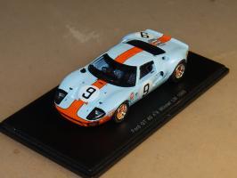 Прикрепленное изображение: 1968 43LM68 SPARK Ford GT40.jpg