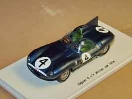 Прикрепленное изображение: 1956 43LM56 SPARK Jaguar D.jpg