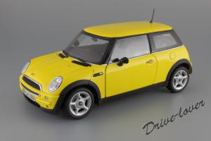 Прикрепленное изображение: Mini One (with Aerodynamic Package) Yellow Kyosho for MINI 80430148553_01.JPG