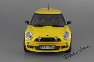 Прикрепленное изображение: Mini One (with Aerodynamic Package) Yellow Kyosho for MINI 80430148553_21.JPG