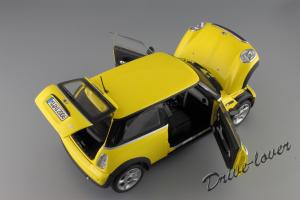 Прикрепленное изображение: Mini One (with Aerodynamic Package) Yellow Kyosho for MINI 80430148553_07.JPG