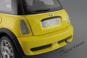 Прикрепленное изображение: Mini One (with Aerodynamic Package) Yellow Kyosho for MINI 80430148553_29.JPG
