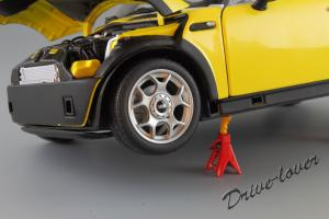 Прикрепленное изображение: Mini One (with Aerodynamic Package) Yellow Kyosho for MINI 80430148553_17.JPG