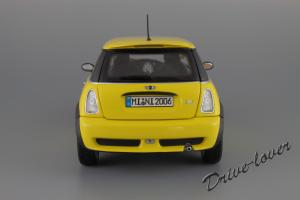 Прикрепленное изображение: Mini One (with Aerodynamic Package) Yellow Kyosho for MINI 80430148553_22.JPG