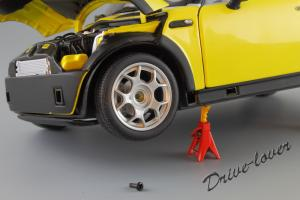 Прикрепленное изображение: Mini One (with Aerodynamic Package) Yellow Kyosho for MINI 80430148553_16.JPG
