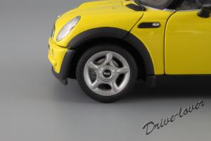 Прикрепленное изображение: Mini One (with Aerodynamic Package) Yellow Kyosho for MINI 80430148553_30.JPG