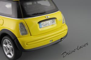 Прикрепленное изображение: Mini One (with Aerodynamic Package) Yellow Kyosho for MINI 80430148553_28.JPG