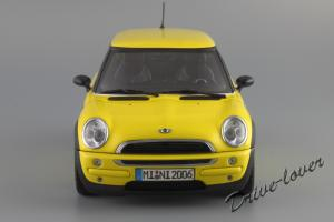 Прикрепленное изображение: Mini One (with Aerodynamic Package) Yellow Kyosho for MINI 80430148553_05.JPG