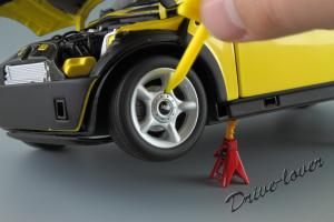 Прикрепленное изображение: Mini One (with Aerodynamic Package) Yellow Kyosho for MINI 80430148553_13.JPG