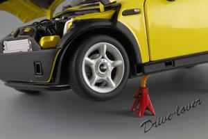 Прикрепленное изображение: Mini One (with Aerodynamic Package) Yellow Kyosho for MINI 80430148553_12.JPG