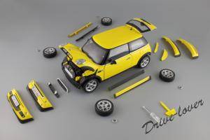 Прикрепленное изображение: Mini One (with Aerodynamic Package) Yellow Kyosho for MINI 80430148553_11.JPG