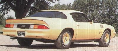Прикрепленное изображение: `78 Chevrolet Camaro Z28.jpg