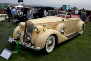 Прикрепленное изображение: Packard 1407 Twelve Bohman & Schwartz Convertible Coupe.jpg
