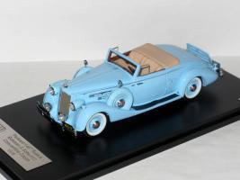 Прикрепленное изображение: Packard 1407 Twelve & Cadillac Eldorado 001.JPG