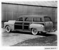 Прикрепленное изображение: Dodge Coronet Woody Wagon 1949.jpg