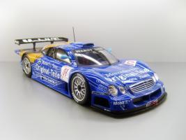 Прикрепленное изображение: 1998 AMG Mercedes-Benz CLK GTR #11 Bernd Mayländer - Christophe Bouchut F.jpg