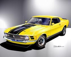 Прикрепленное изображение: ITEM_6-E-21_1970_FORD_MUSTANG_MACH-1_Yellow_.jpg