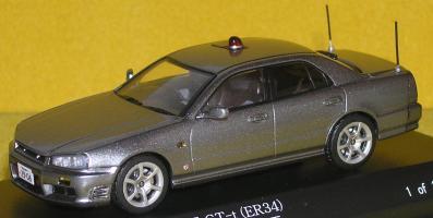 Прикрепленное изображение: NISSAN SKYLINE 25 GT-t (ER34) 1999 P5050157.JPG