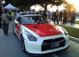 Прикрепленное изображение: Dubai-Police-Patrols-in-Nissan-GT-R-500x358.jpg