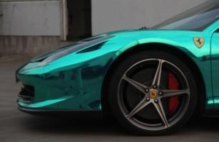 Прикрепленное изображение: ferrari-458-shiny-green-china-3.jpg