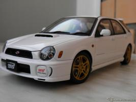Прикрепленное изображение: Subaru New Age Impreza WRX STI Vagon 2001 от AutoArt .P1110039.JPG