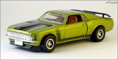 Прикрепленное изображение: 1970 Ford Mustang Boss 302 - Mebetoys Mattel - 6611 - 1_small.jpg
