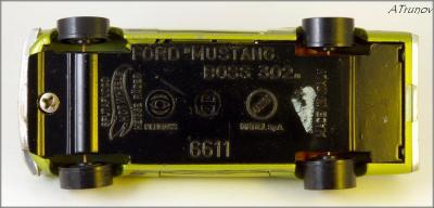 Прикрепленное изображение: 1970 Ford Mustang Boss 302 - Mebetoys Mattel - 6611 - 8_small.jpg