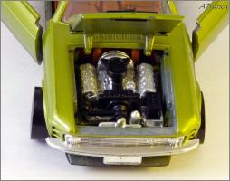 Прикрепленное изображение: 1970 Ford Mustang Boss 302 - Mebetoys Mattel - 6611 - 5_small.jpg