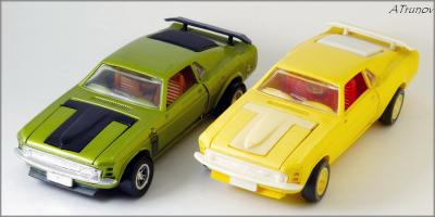 Прикрепленное изображение: 1970 Ford Mustang Boss 302 - Mebetoys Mattel - 6611 - 9_small.jpg