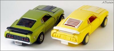 Прикрепленное изображение: 1970 Ford Mustang Boss 302 - Mebetoys Mattel - 6611 - 10_small.jpg