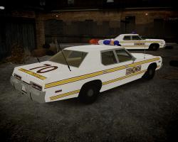 Прикрепленное изображение: 1974 Dodge Monaco - Illinois State Police stripes 2.jpg