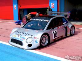 Прикрепленное изображение: PRC Abarth 500 V8 Pedrazza Racing Cars.jpg