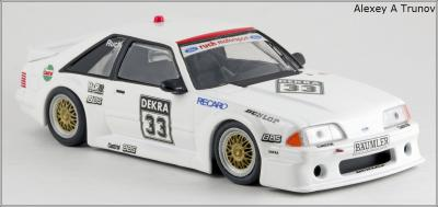 Прикрепленное изображение: 1992 Ford Mustang DTM Gerd Ruch Zolder - Minichamps - MP430-948323 modified - 4_small.jpg