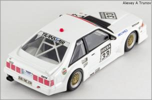 Прикрепленное изображение: 1992 Ford Mustang DTM Gerd Ruch Zolder - Minichamps - MP430-948323 modified - 3_small.jpg