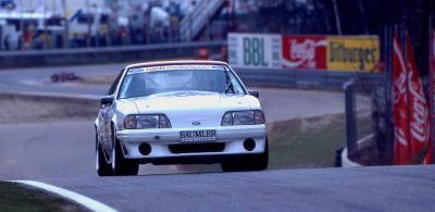 Прикрепленное изображение: DTM in Zolder - G. Ruch Mustang.jpg