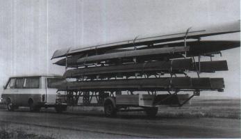 Прикрепленное изображение: РАФ-2203 для перевозки гребных судов.jpg