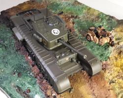 Прикрепленное изображение: Танк Черчилль МК IV Churchill Mk.VII 1944 8.jpg