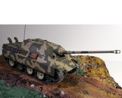 Прикрепленное изображение: САУ Ягдпантера Sd.Kfz. 173 Рanzerjager V Jagdpanther 1945 8.jpg