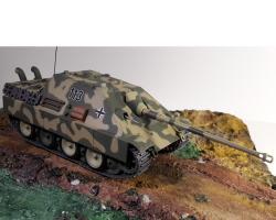 Прикрепленное изображение: САУ Ягдпантера Sd.Kfz. 173 Рanzerjager V Jagdpanther 1945 4.jpg