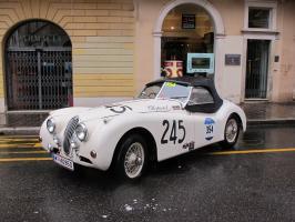 Прикрепленное изображение: #245 Jaguar XK120.JPG