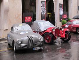 Прикрепленное изображение: #170 FIAT 1100 MM Berlinetta & #78 Alfa Romeo 6C 1750 GS Brianza.JPG