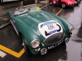 Прикрепленное изображение: #261 Austin Healey 100S-1.JPG