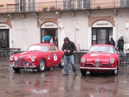 Прикрепленное изображение: #274 Alfa Romeo 1900 Sprint Touring & #390 Alfa Romeo 1900 Super Sprint.JPG