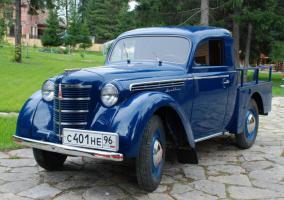 Прикрепленное изображение: Москвич-400 Пикап - 1947.01.jpg