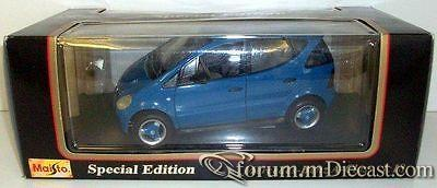 Прикрепленное изображение: Maisto-1-18-31841-Mercedes-Benz-A-Class.jpg